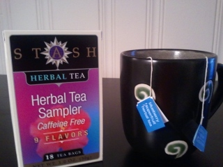 Herbal Tea Sampler - Influenster